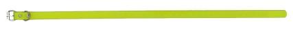 Sangle collier de dressage pour chien jaune 60cm